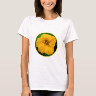 Orange-Yellow Nasturtium T-Shirt