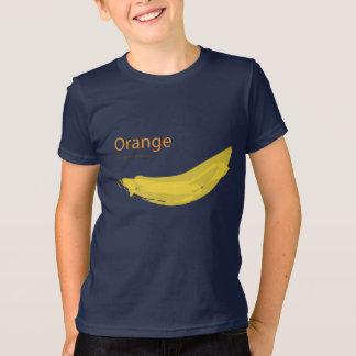 Orange you glad I didn't say banana! Kid's T-shirt