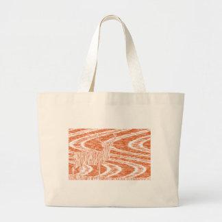 OrangeDeer Stationery Large Tote Bag