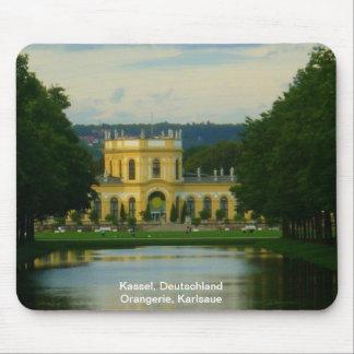 Orangerie in der Karlsaue Kassel Deutschland Mousepad