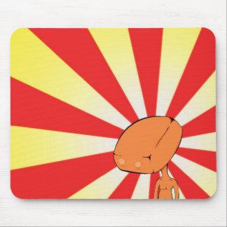 orangerobot alfombrilla de ratón