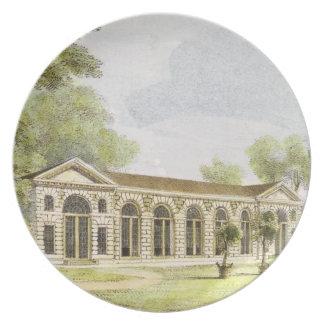 Orangery, Kew Gardens, plate 11 from 'Kew Gardens: