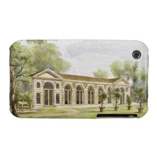 Orangery, Kew Gardens, plate 11 from 'Kew Gardens: iPhone 3 Case-Mate Case