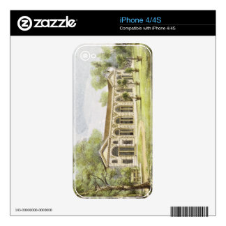Orangery, Kew Gardens, plate 11 from 'Kew Gardens: Skins For iPhone 4