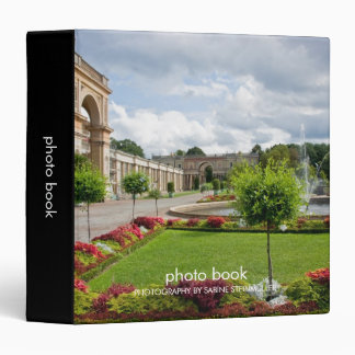 Orangery Palace Photo Book Binder