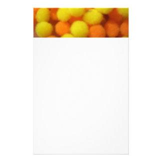 Oranges and Lemon Custom Stationery