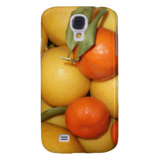 Oranges and Lemons Samsung Galaxy S4 Cover