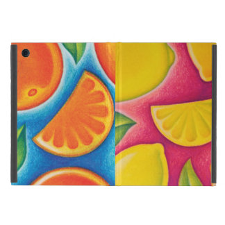 oranges and lemons cover for iPad mini