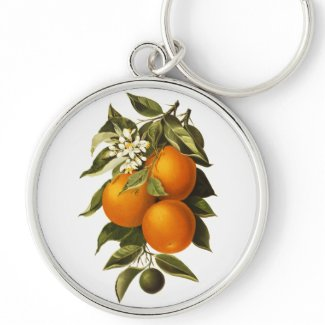 Oranges and Poppies