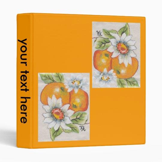 oranges binder