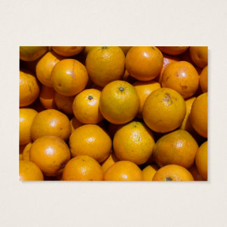 Oranges Business Card