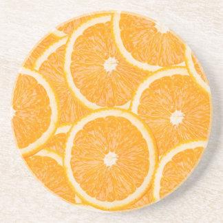 Oranges coaster