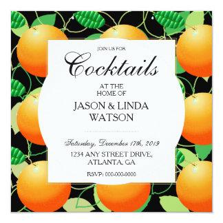 Oranges Fruit Card