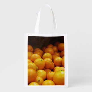 Oranges Grocery Bag