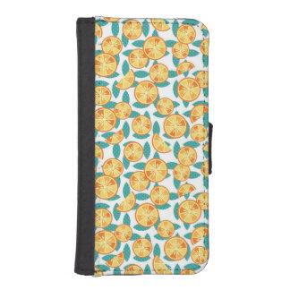 Oranges iPhone SE/5/5s Wallet