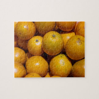 Oranges Photograph 2 Jigsaw Puzzle