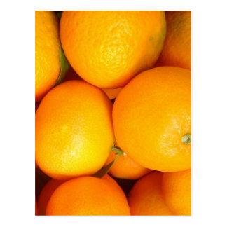 oranges postcard