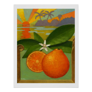 Oranges Posters