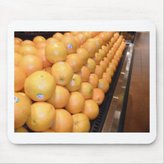 ORANGES produce isle t-shirt shirts cards gifts Mouse Pad