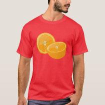 Oranges (Red) T-Shirt