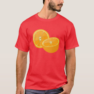 Oranges (Red) T-Shirt