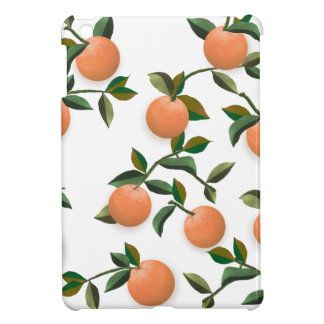 Oranges Vintage Wallpaper Cover For The iPad Mini