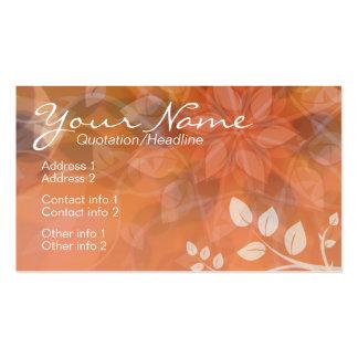 OrangeSheer Business Card