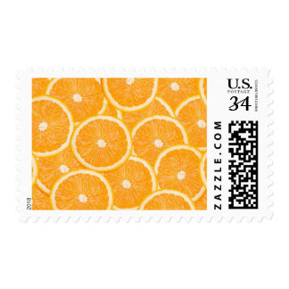 Orangespostage stamps