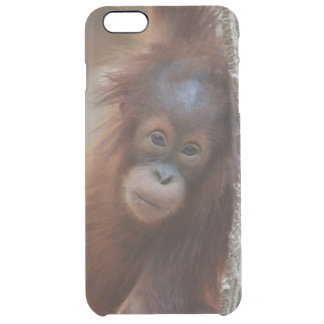 OrangUtan20150904 Funda Clear Para iPhone 6 Plus