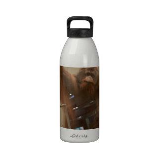 Orangután abelii del Pongo Botella De Agua Reutilizable