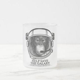 Orangutan Astronaut - Save The Galaxy Mugs