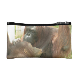 Orangutan Breastfeeding Makeup Bag
