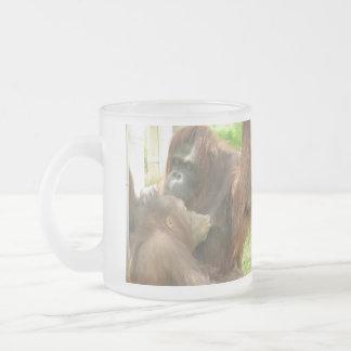 Orangutan Breastfeeding Mugs