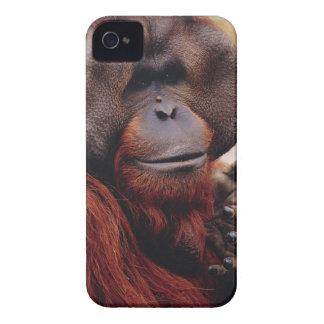Orangután Carcasa Para iPhone 4 De Case-Mate