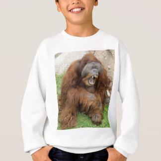Orangután de risa playeras