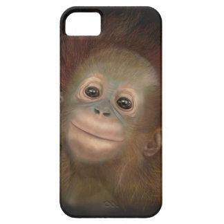 Orangután del bebé de Gunung iPhone 5 Carcasa