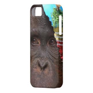 Orangutan Faisal iPhone SE/5/5s Case