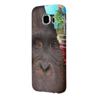 Orangutan Faisal OFI Samsung Galaxy S6 Case