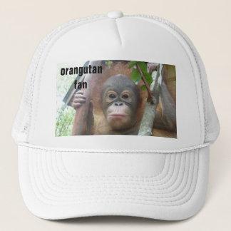 Orangutan Fan Trucker Hat