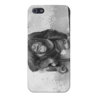 Orangután iPhone 5 Fundas