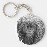 Orangutan Key Chain