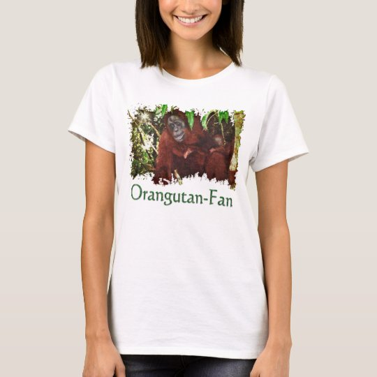 Orangutan Mother & Child Wildlife-support Top