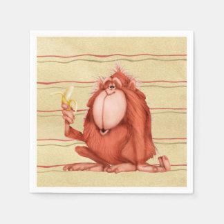 Orangutan - Napkins