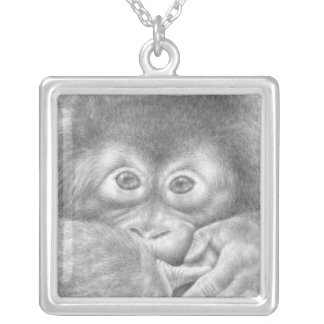 Orangutan Necklace