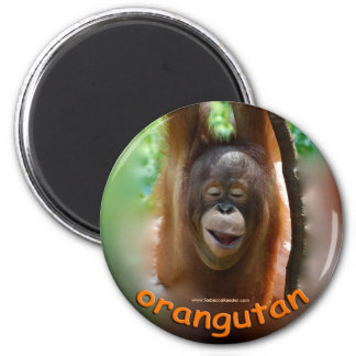Orangutan Official Fan Magnet