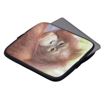 Orangutan Orphan Doctor Ann Laptop Sleeve