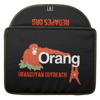 Orangutan Outreach Macbook sleeve/case Sleeve For MacBook Pro