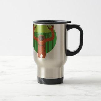 Orangutan Primate Travel Mug