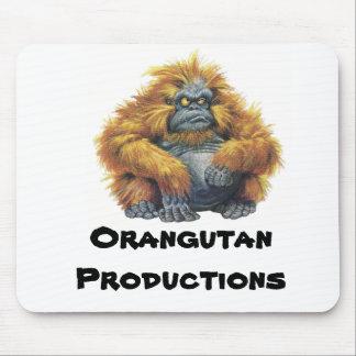 Orangutan Productions Mouse Pad