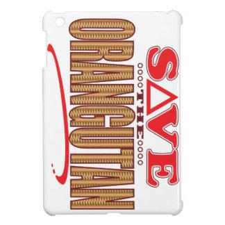 Orangutan Save Cover For The iPad Mini